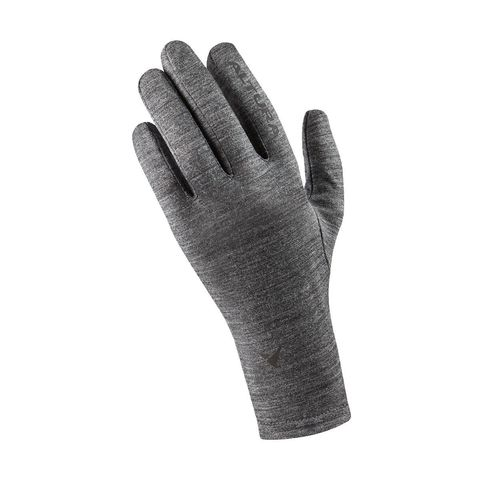 ALTURA Merino Liner Gloves Grey click to zoom image