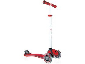 GLOBBER PRIMO PLUS SCOOTER Red