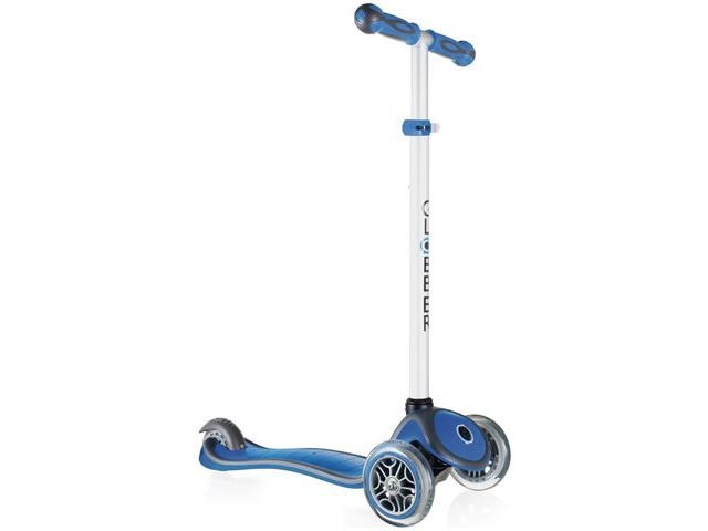 GLOBBER PRIMO PLUS SCOOTER BLUE click to zoom image