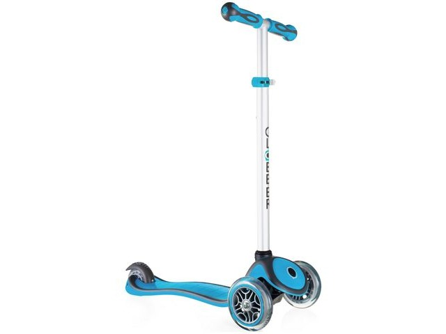 GLOBBER PRIMO PLUS SCOOTER SKY BLUE click to zoom image