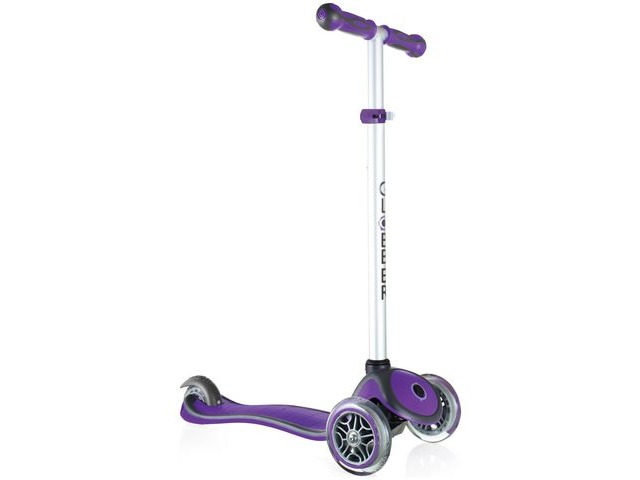 GLOBBER PRIMO PLUS SCOOTER VIOLET click to zoom image
