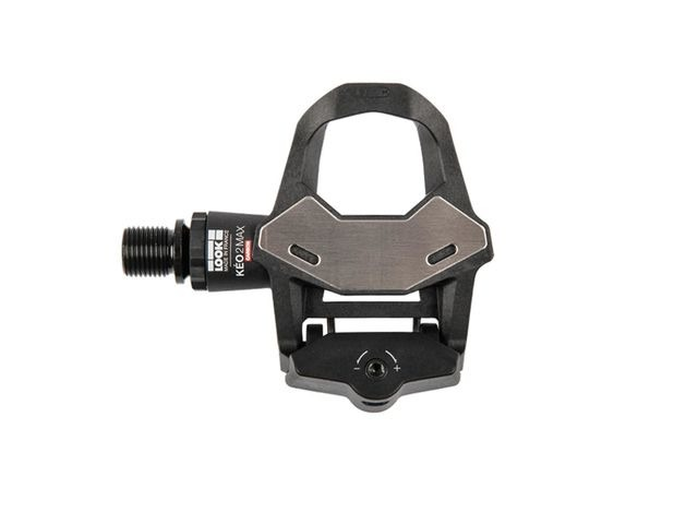 LOOK Keo 2 Max Carbon Pedals With Keo Grip Cleat Black click to zoom image