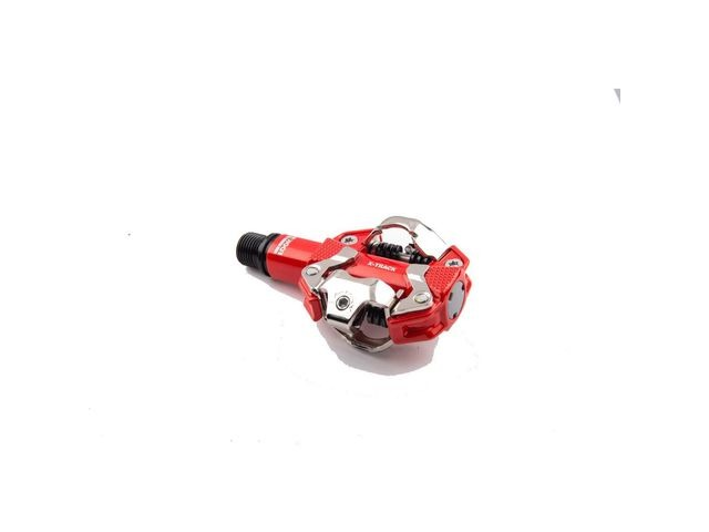 LOOK X-track MTB Pedal With Cleats Red click to zoom image