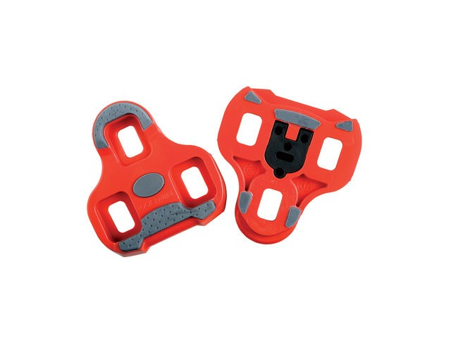 LOOK Keo Cleat With Gripper 9 Degree Float Red click to zoom image