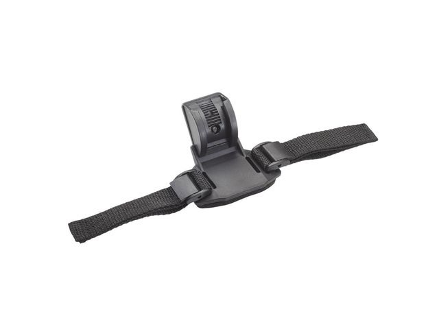 NiteRider Pro Series Angled Helmet Strap Mount (Dual Beam Headlight) click to zoom image