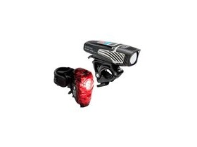 NiteRider Lumina 1200 Oled Boost/Solas 250 Combo Light Set