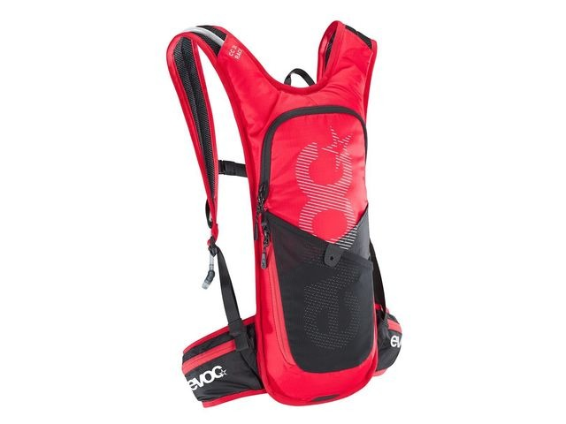 EVOC CC Race Hydration Pack 3l & 2l Bladder click to zoom image