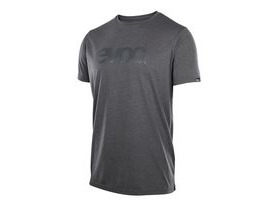 EVOC T-shirt Dry Men's Heather Grey
