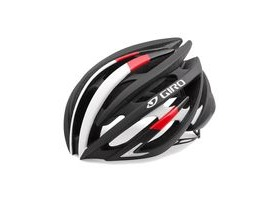 Giro Aeon Road Helmet Matt Bright Red/Black