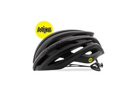 Giro Cinder Mips Road Helmet Matt Black/Charcoal