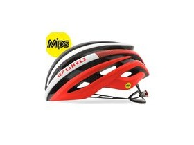 Giro Cinder Mips Road Helmet Matt Black/Red