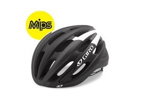 Giro Foray Mips Road Helmet Matt Black/White