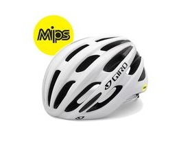 Giro Foray Mips Road Helmet Matt White/Silver
