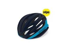 Giro Syntax Mips Road Helmet Matte Midnight/Blue