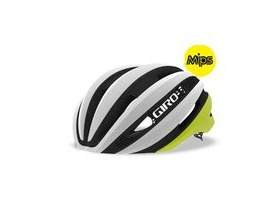 Giro Synthe Mips Road Helmet Citron/White