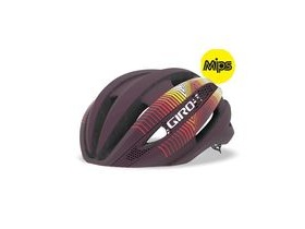 Giro Synthe Mips Road Helmet Matte Dusty Purple Heatwave