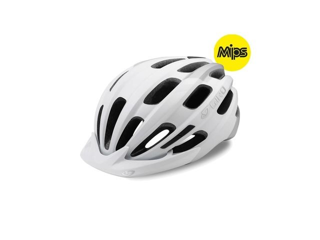 Giro Register Mips Helmet Matt White Unisize 54-61cm click to zoom image