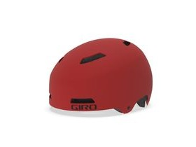 Giro Quarter Fs Helmet Matte Dark Red