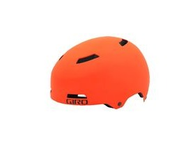 Giro Quarter Helmet Matt Vermillion