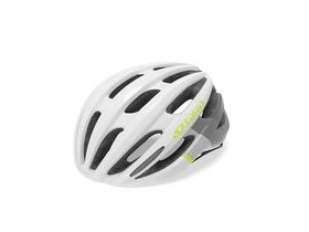 Giro Saga Women's Helmet White/Grey/Citron