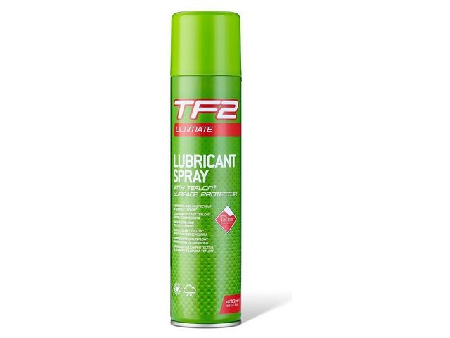 TF2 Ultimate Aerosol Spray with Teflon 400ml click to zoom image