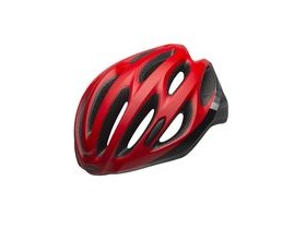 BELL Draft Universal Road Helmet 2019: Speed Matte Crimson/Black/Gunmetal Unisize 54-61cm