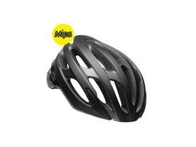 BELL Falcon Mips Road Helmet 2018: Matt/Gloss Black