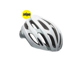 BELL Falcon Mips Road Helmet 2018: Matt/Gloss White/Smoke