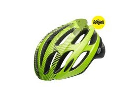 BELL Falcon Mips Road Helmet 2019: Shade Matte Green/Black