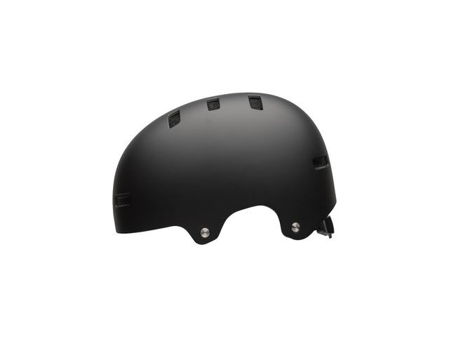 BELL Local BMX/Skate Helmet 2018: Matt Black click to zoom image