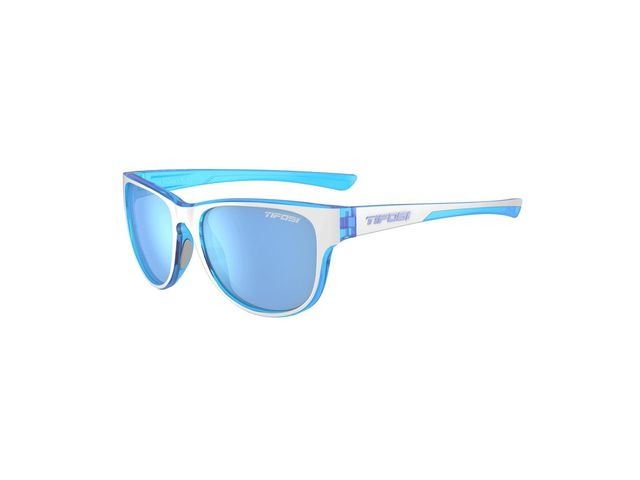 TIFOSI Smoove Single Lens Eyewear 2019 Icicle Blue/New Blue click to zoom image