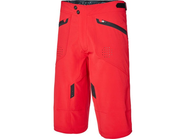 MADISON Flux men's shorts red click to zoom image