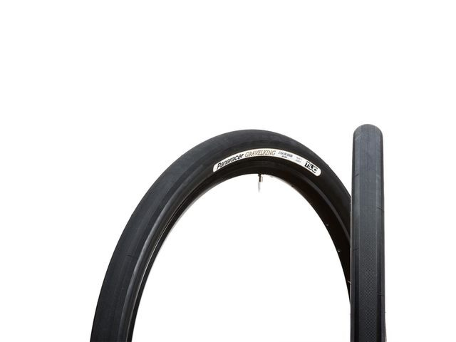 PANARACER Gravelking Tlc Folding Tyre 2019: Black 700x35c click to zoom image