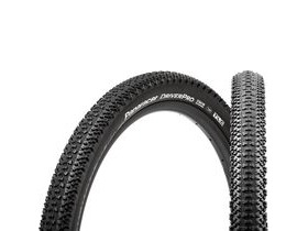 PANARACER Driver Pro Tubeless Compatible Folding Black 27.5