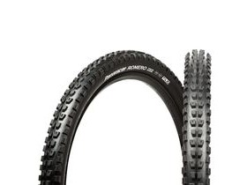 PANARACER Romero Tubeless Compatible Folding Tyre Black 27.5