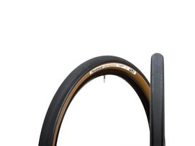 PANARACER Gravelking Tlc Folding Tyre 2019: Black/Brown 700x35c