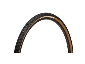 PANARACER Gravelking Sk Tlc Folding Tyre 2019: Black/Brown 27.5x1.75""""