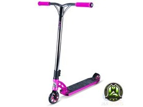 MADD MGP VX 7 TEAM EDITION PINK with CHROME BARS