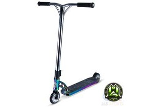 MADD MGP VX 7 TEAM EDITION NEO CHROME with CHROME BARS