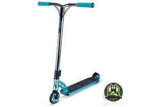 MADD MGP VX 7 TEAM EDITION TEAL with CHROME BARS