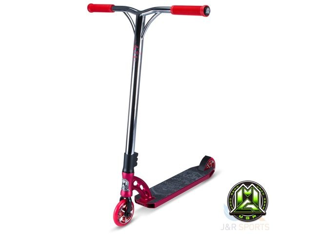 MADD MGP VX 7 TEAM EDITION RED with CHROME BARS click to zoom image